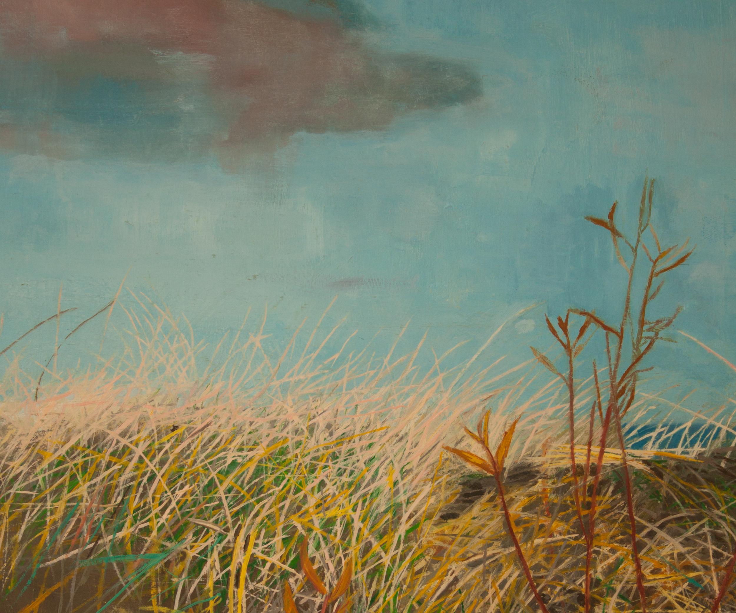 Dune Grass (detail)