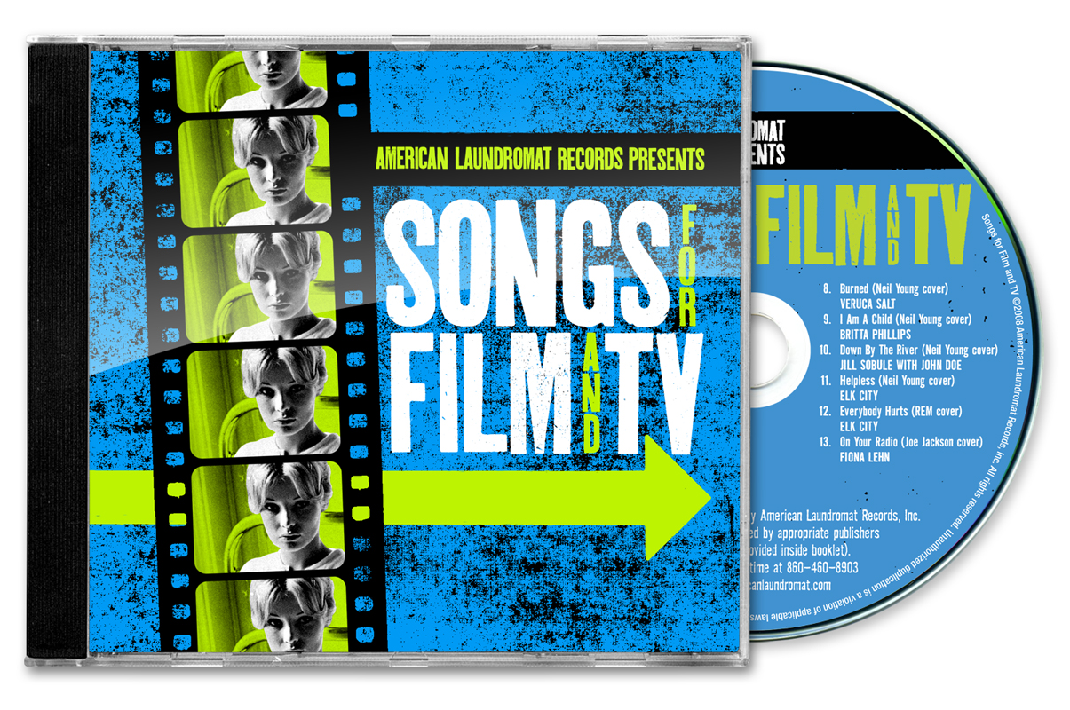 SONGS FOR FILM AND TV DESIGN