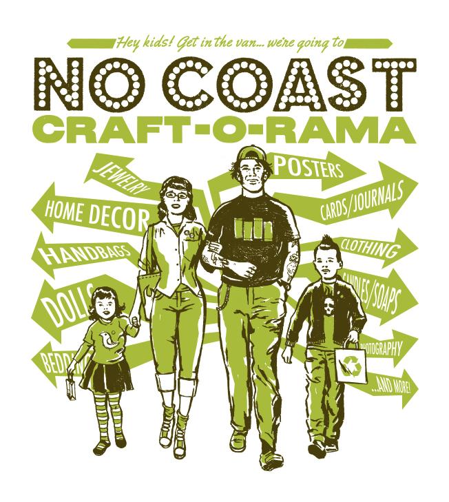 NO COAST CRAFT-O-RAMA DESIGN