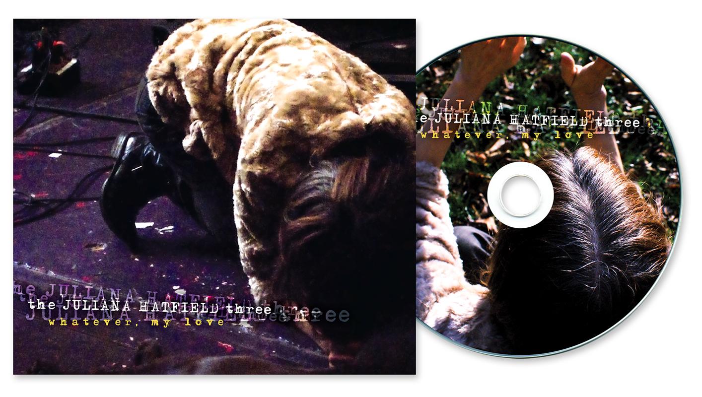 JULIANA HATFIELD THREE CD