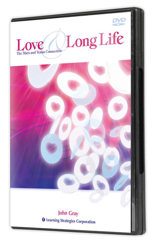 LOVE & LONG LIFE DVD COVER