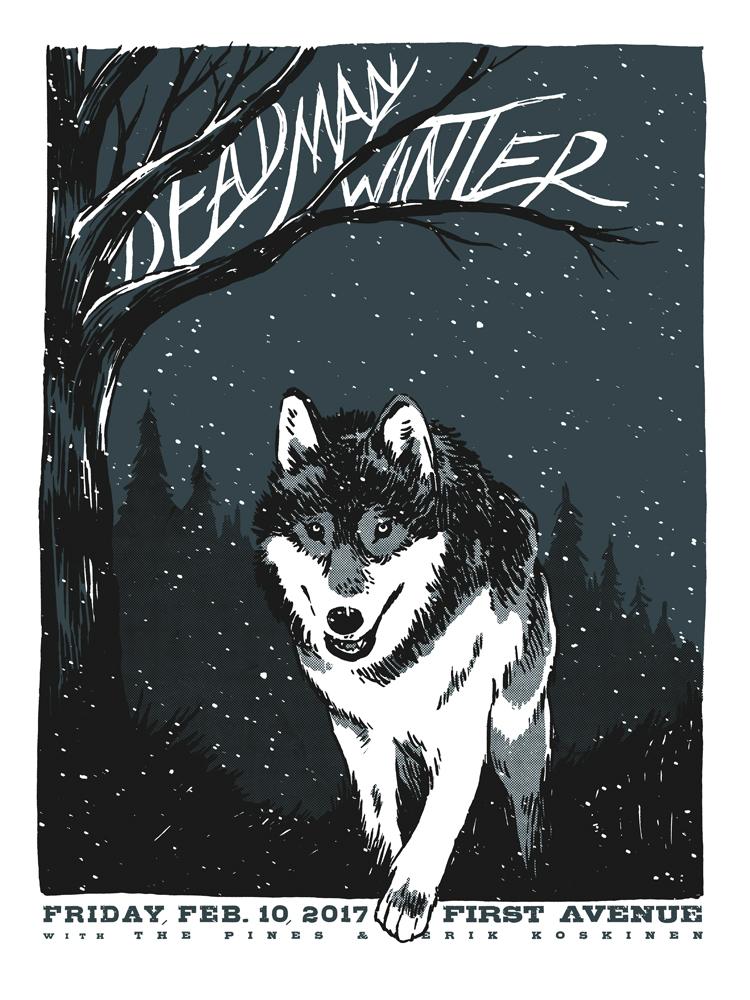 Dead Man Winter poster