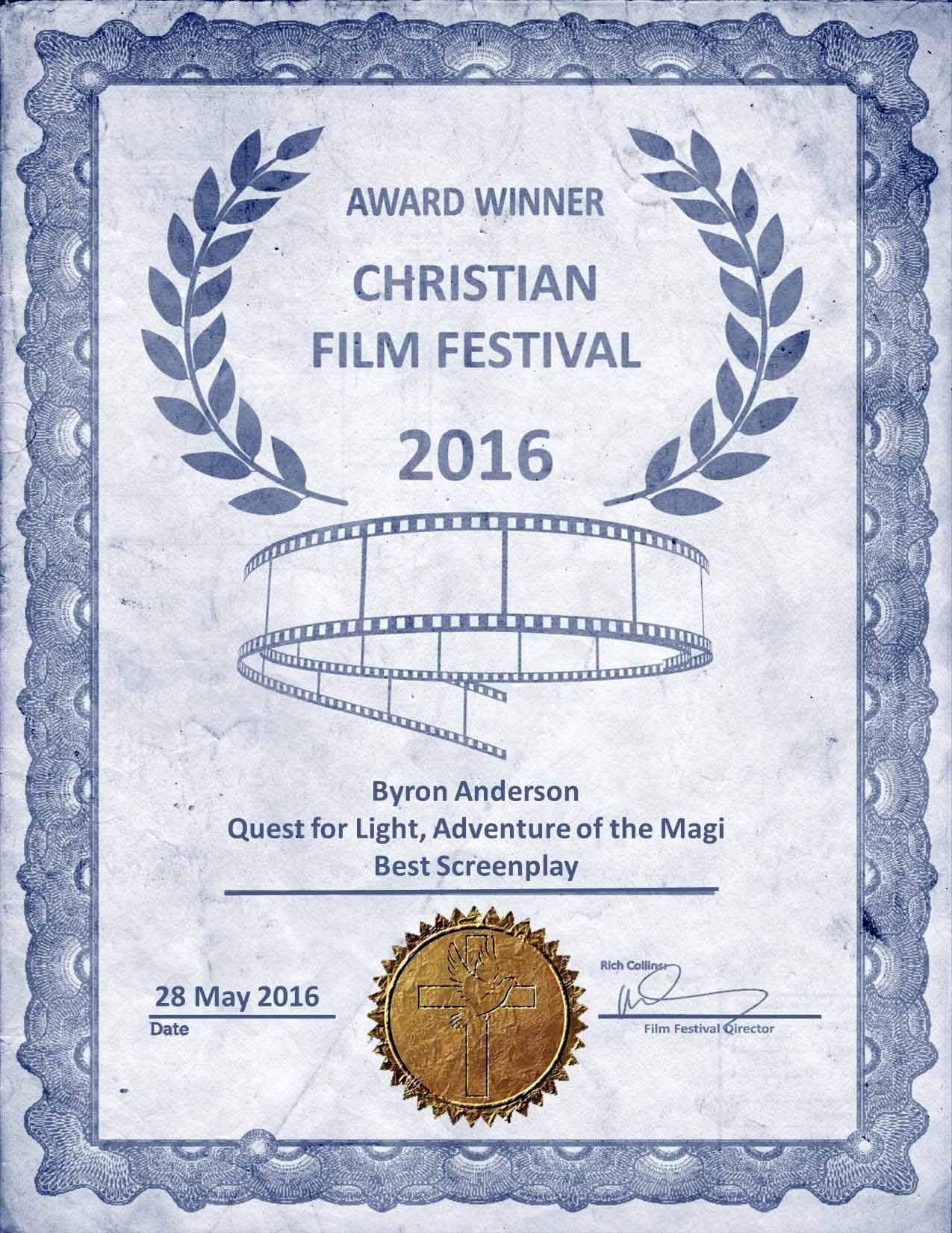 Christian Film Festival