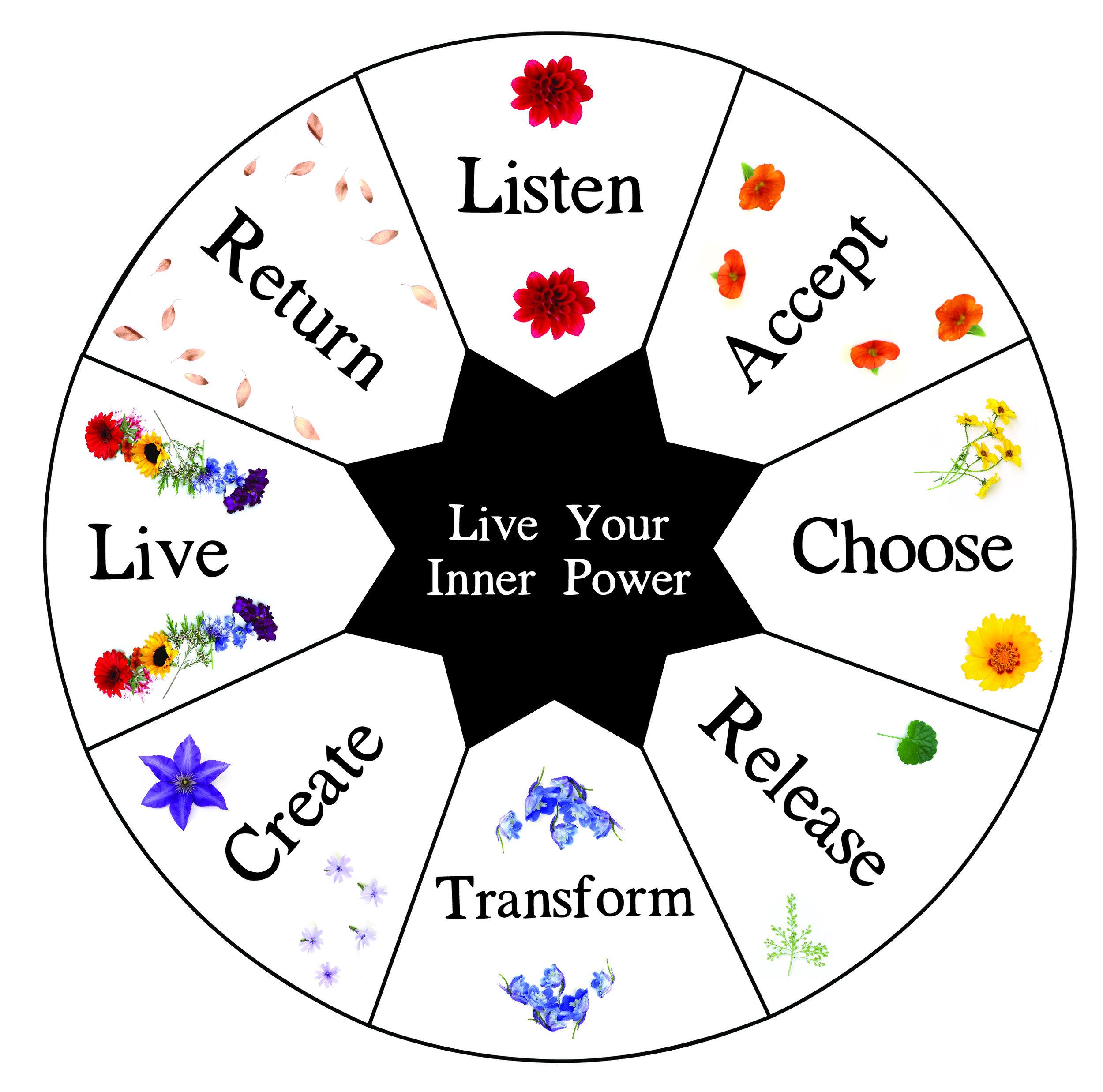 Live Your Inner Power Wheel