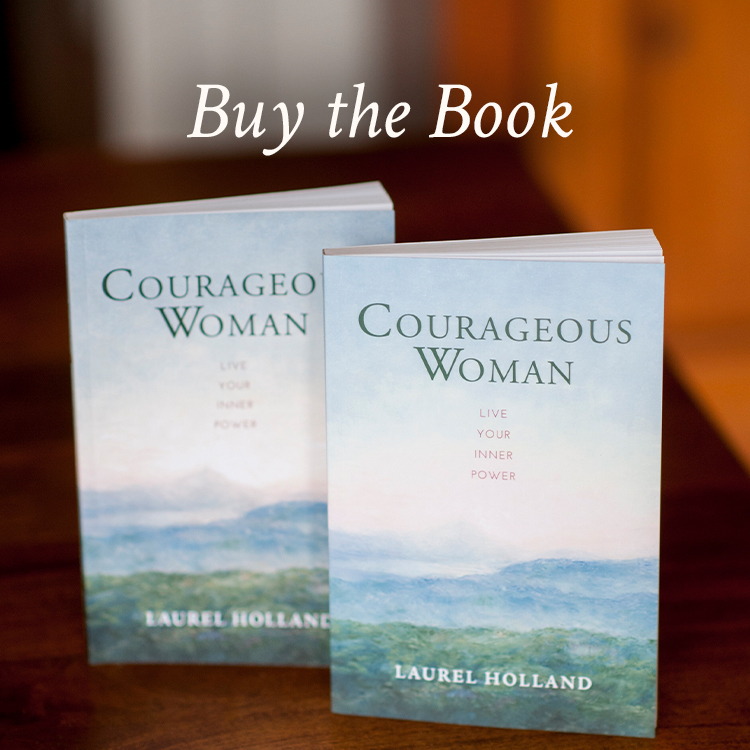 Courageous Woman Live Your Inner Power Book