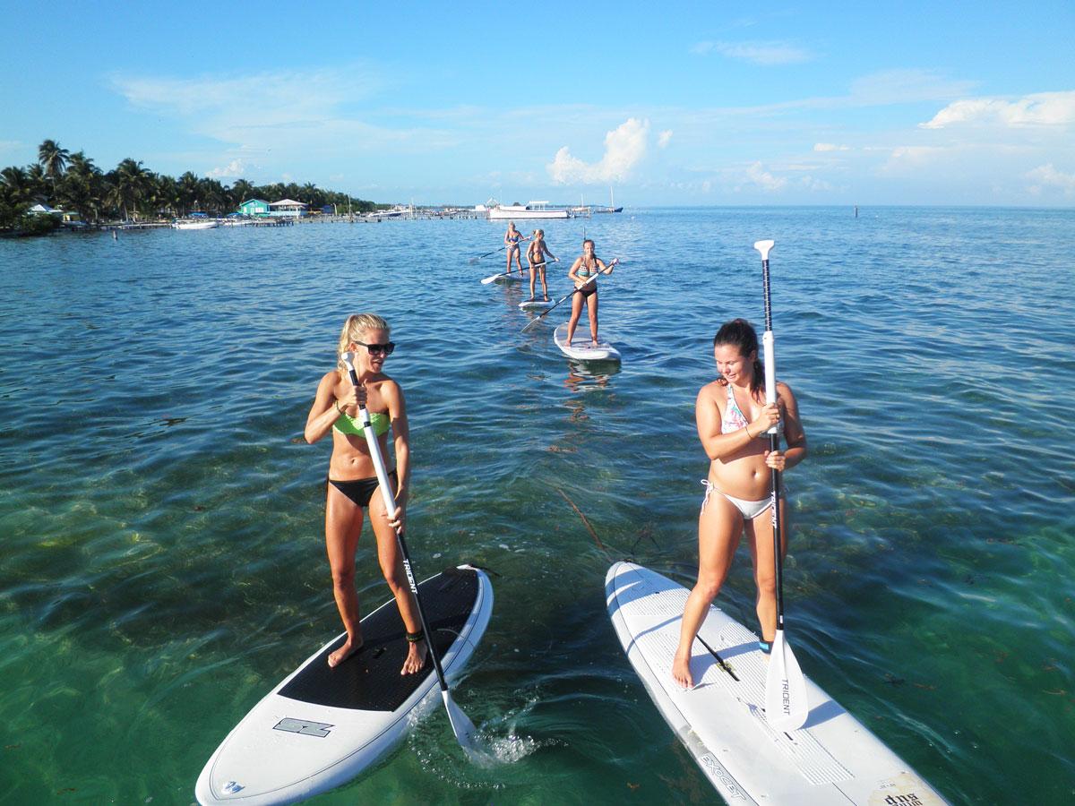 agora paddleboard