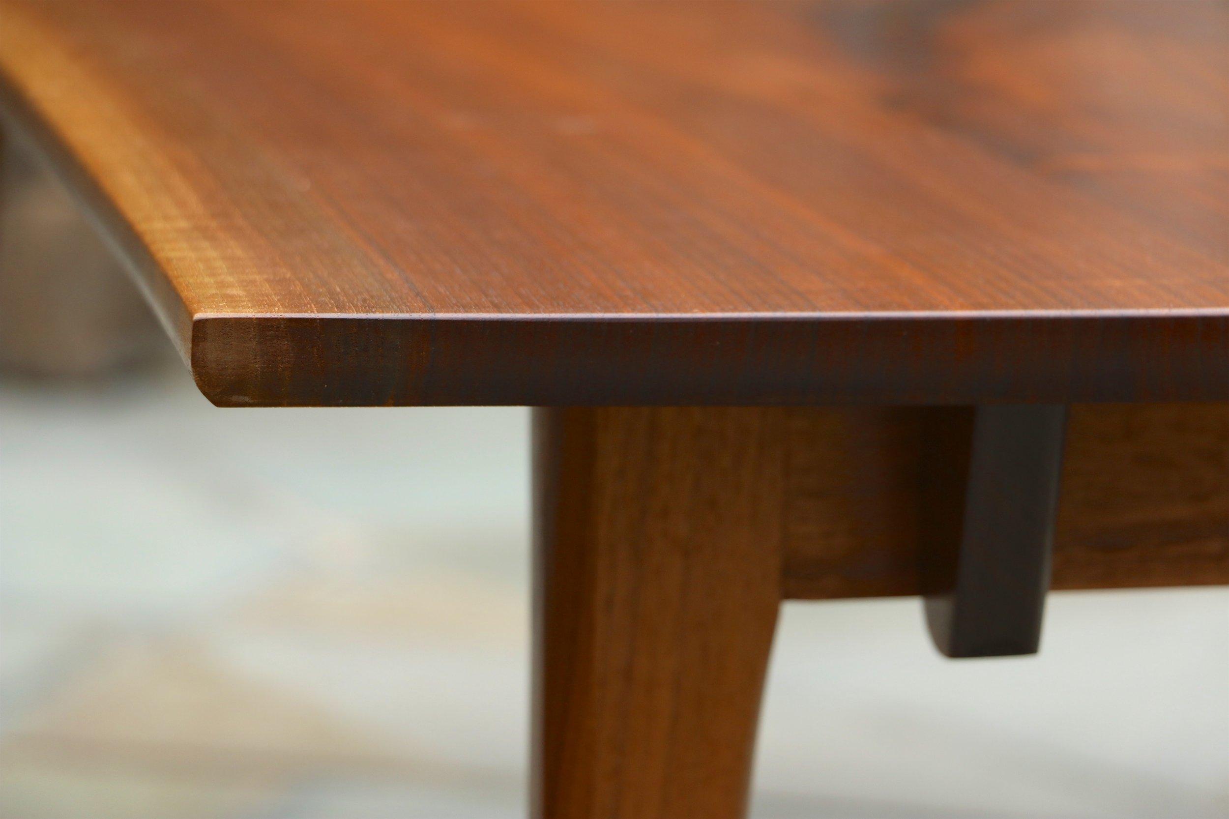 2016 - Walnut Coffee Table