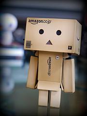 """Meet Danbo!"" by Sally Crossthwaite. Via  Flickr"