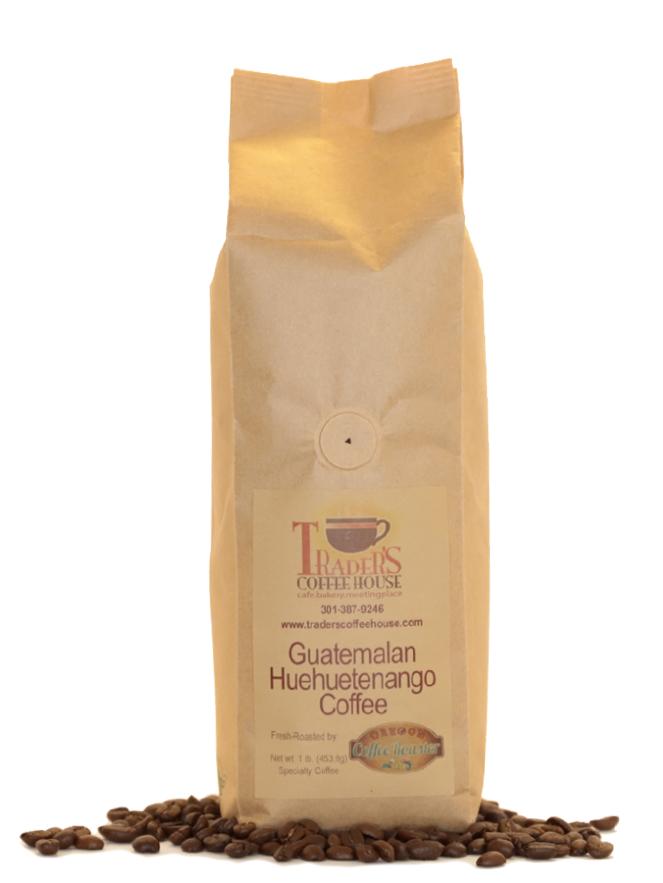 OREGON COFFEE ROASTERS  (The brand we serve!)