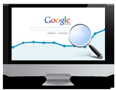 Résultats locaux apparraissant en première page de Google