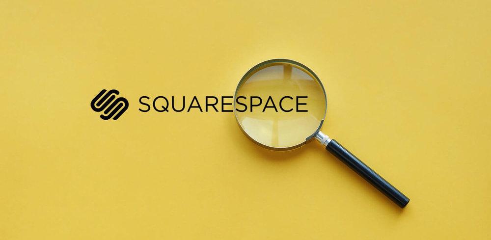 Gooweb référencement SEO Squarespace