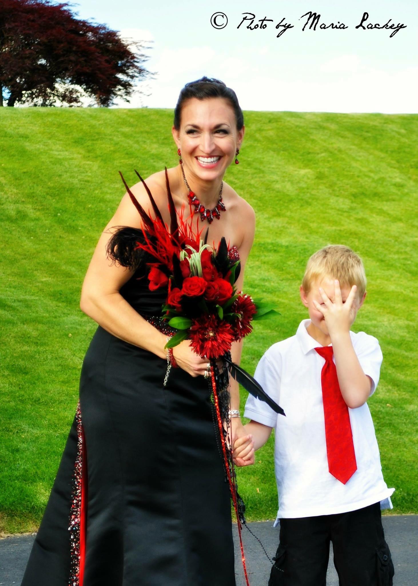 Wedding: Chris Scott and Paula Lamanna-Scott
