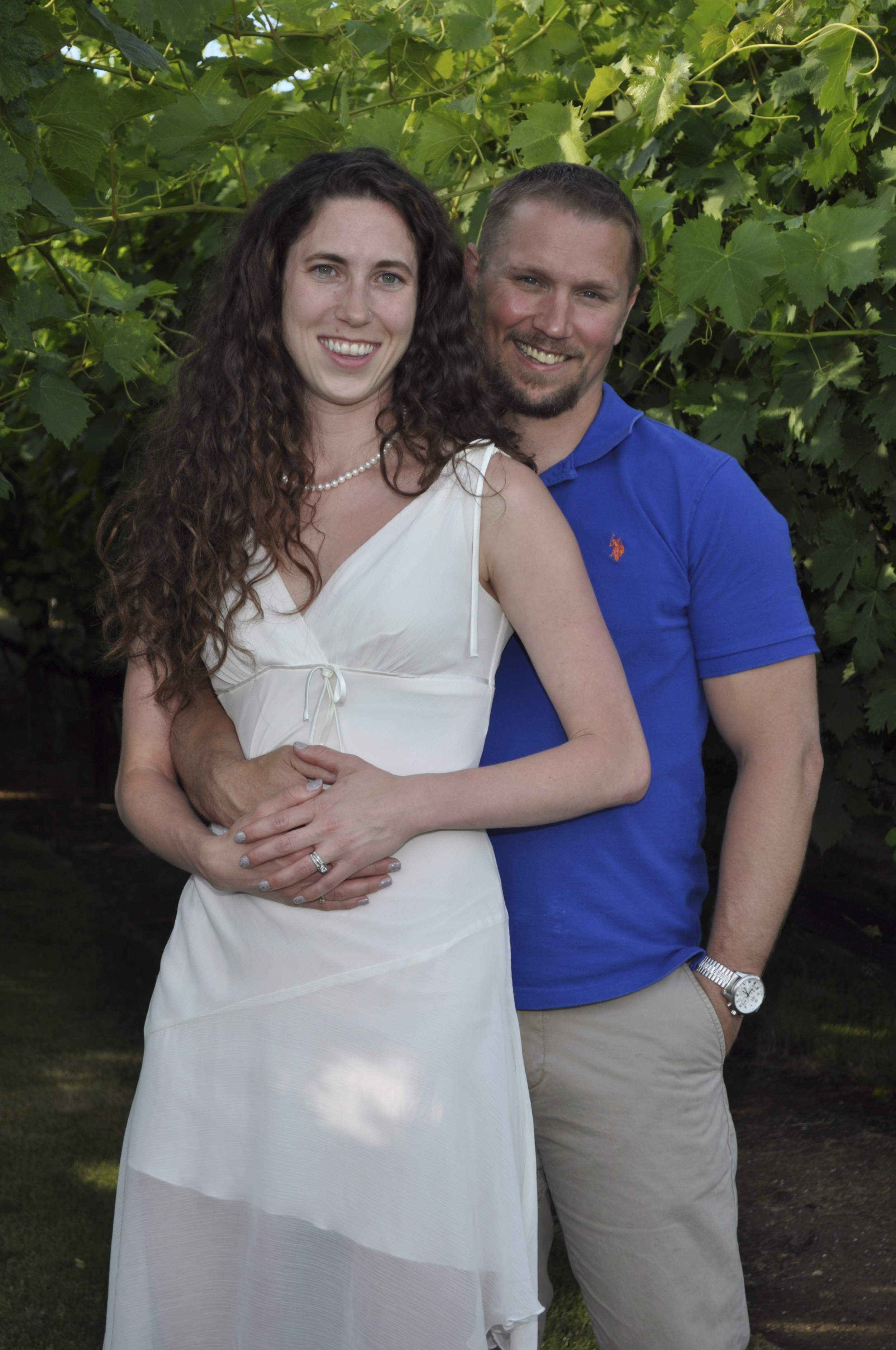 Wedr:Laura Leigh and Cory Tolliver