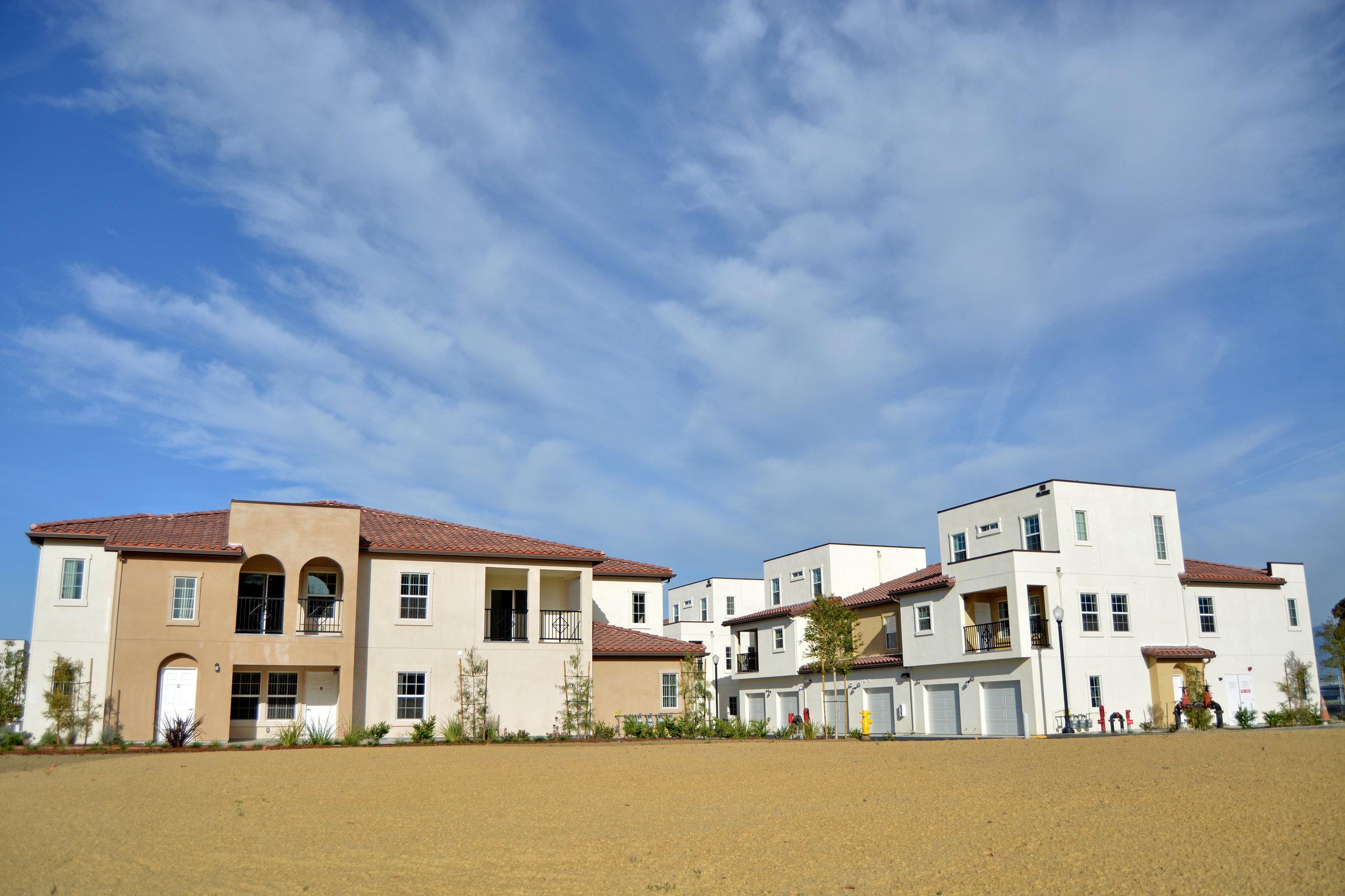 Valencia Grove Housing Community
