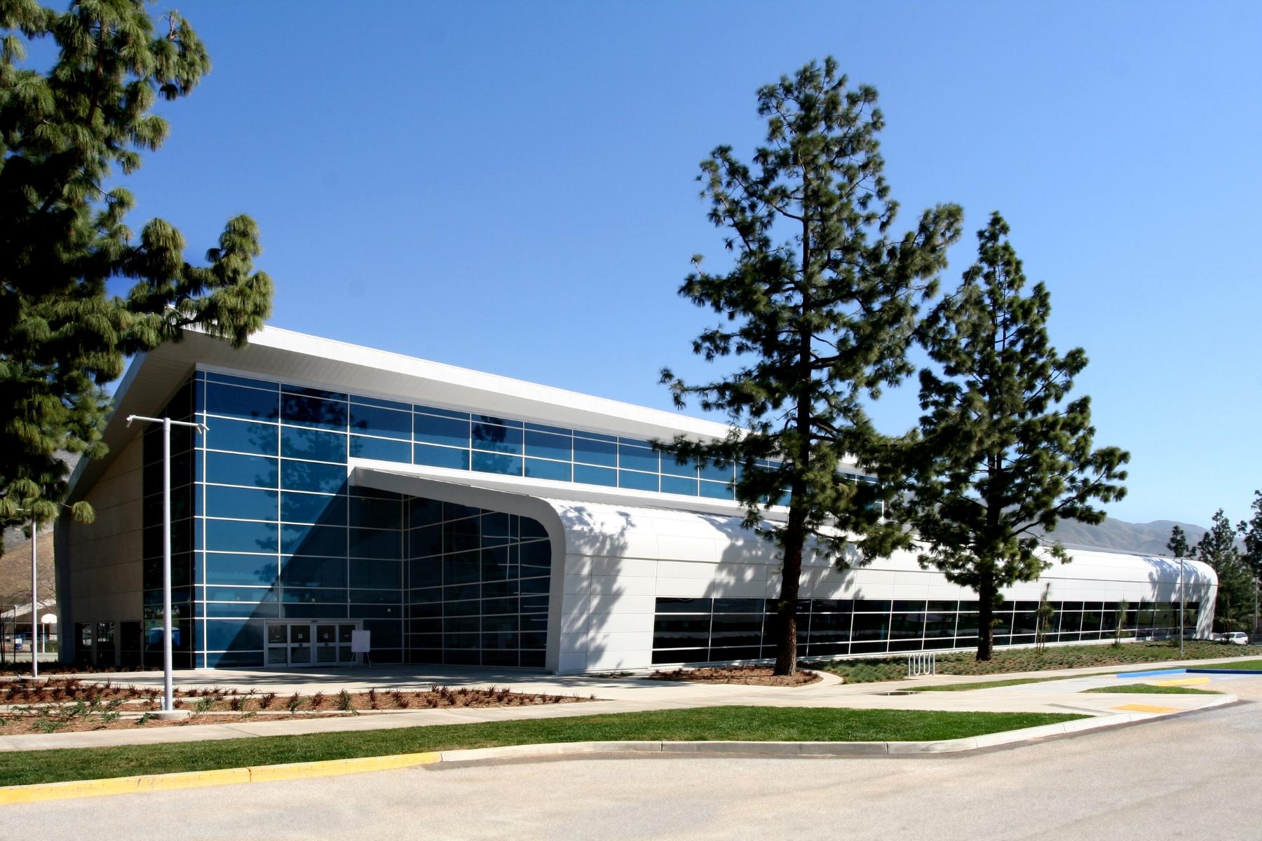 CSUSB_Rec_Center_Exterior