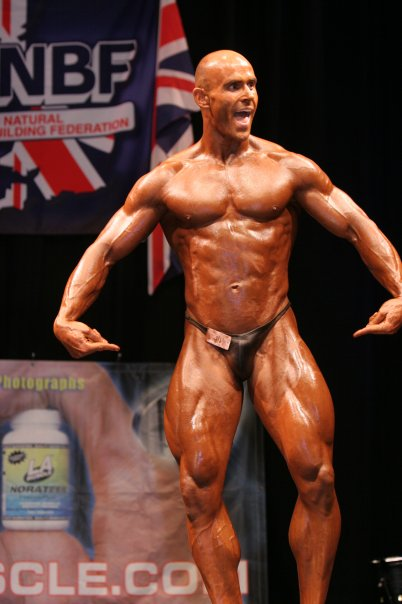 BNBF Central Bodybuilding Champion