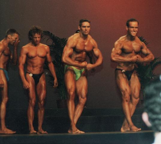 Natural Junior Mr Europe 1992