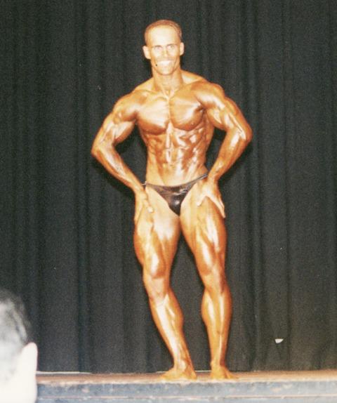 BNBF Natural Bodybuilder