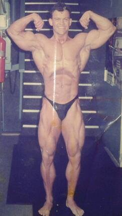 Malcolm Brown IFBB Pro, amazing physique!