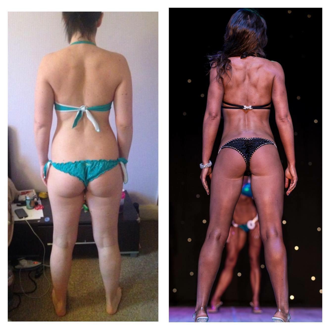 Bikini Body Transformation
