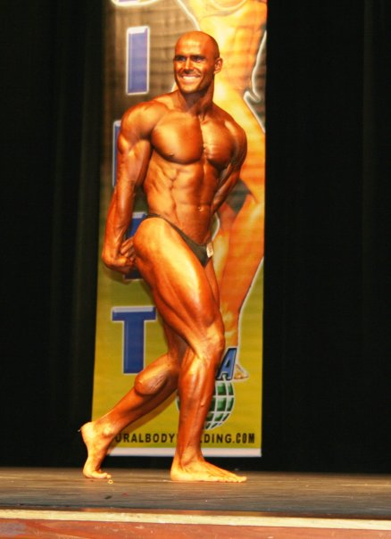 Winning The Natural Mr Universe In Los Angeles, California, A Dream Come True.