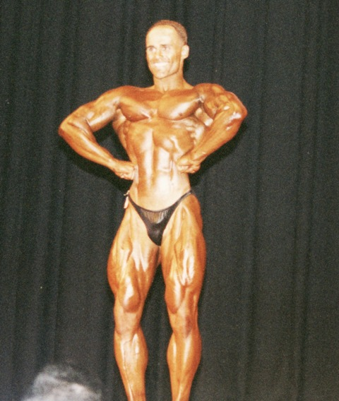 ANB SOUTH EAST AGE 23, WINNING THE HEAVYWEIGHT CLASS AND OVERALL IN 1996.