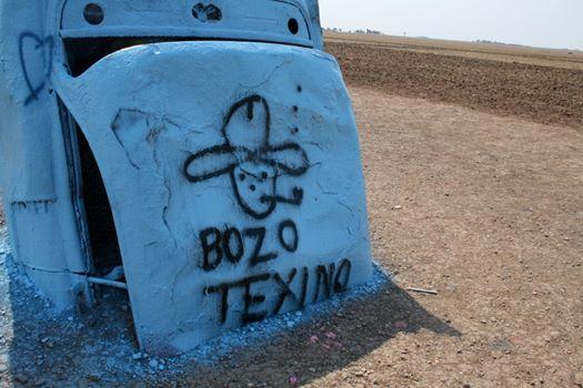 Bozo Texino at Cadailac Ranch.jpg