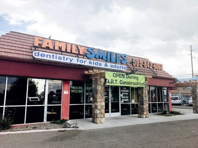 Photo of Family Smiles - Central Ave NE in Albuquerque, NM 87108