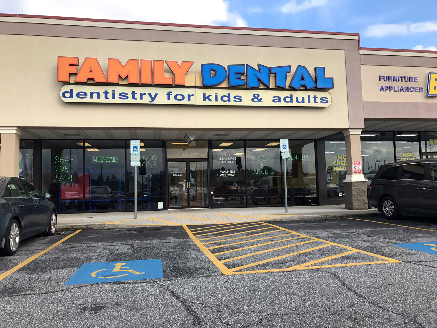 Photo of Family Dental - White Horse Rd in Greenville, SC 29611