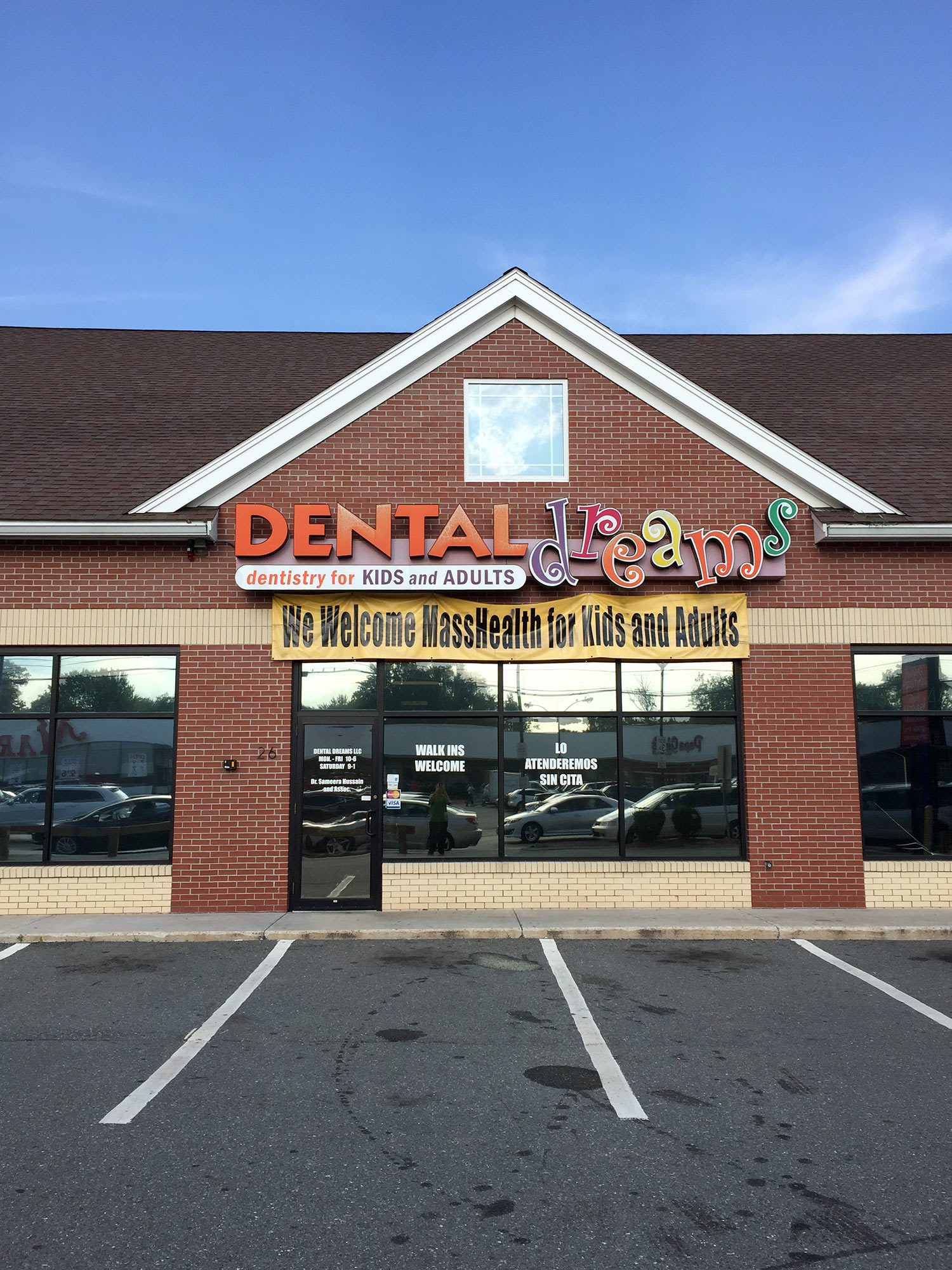 Photo of Dental Dreams - Wood St in Lowell, MA 01851