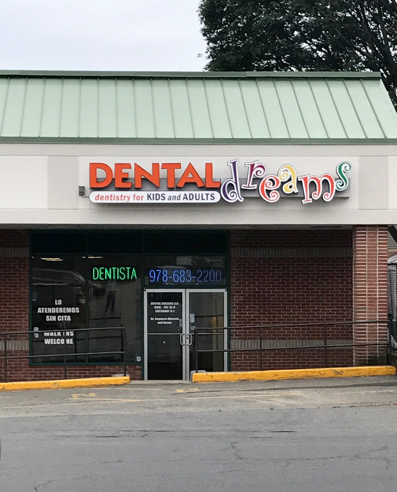 Photo of Dental Dreams - Essex St in Lawrence, MA 01840