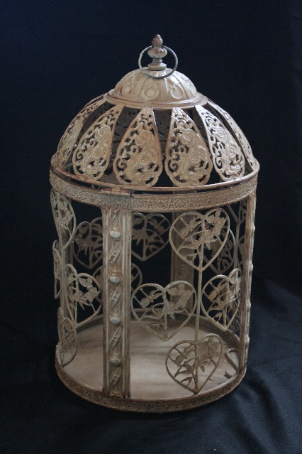 Heart Bird Cage