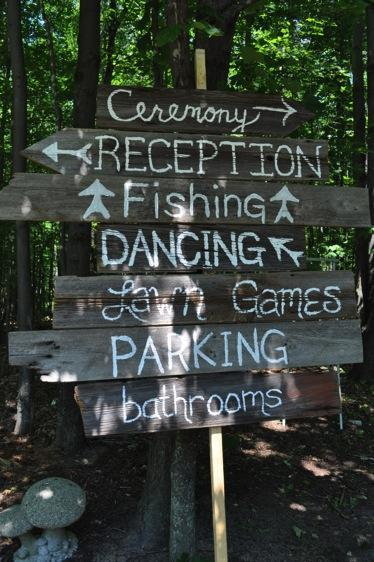 Directional Sign #1