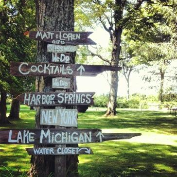 Directional Sign #2