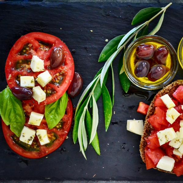 how to make vegetables taste good Italian