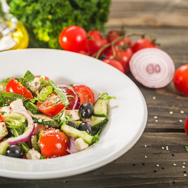 how to make vegetables taste good Mediteranean