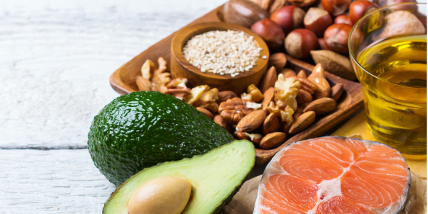 PCOS diet and exercise weight loss eat fats