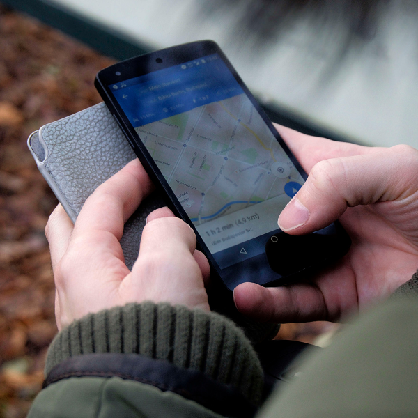 We want our journey to be like GPS