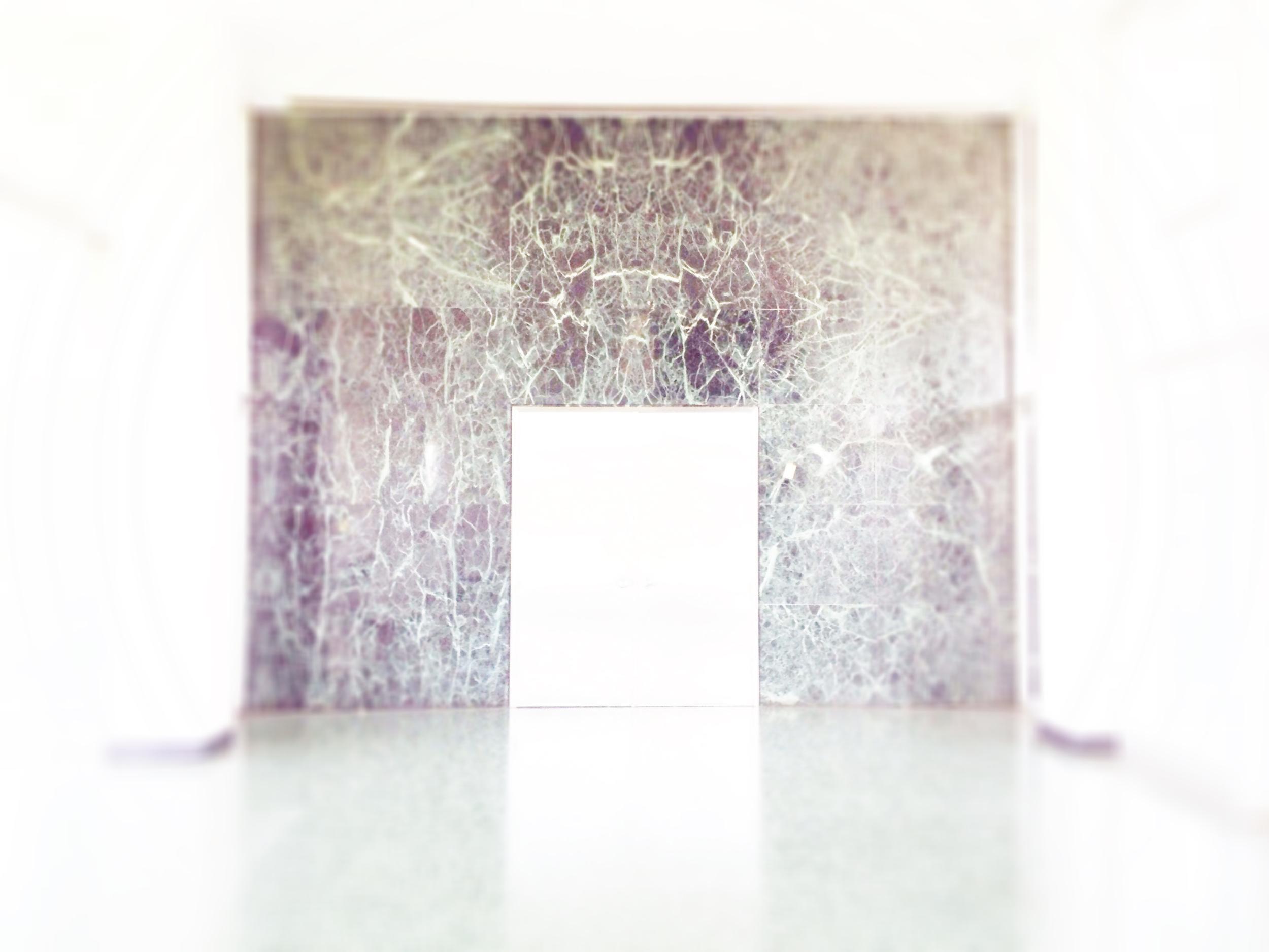 Light Tunnels: Mies Van der Rohe Lafayette Tower Lobby, Detroit, 2014-15