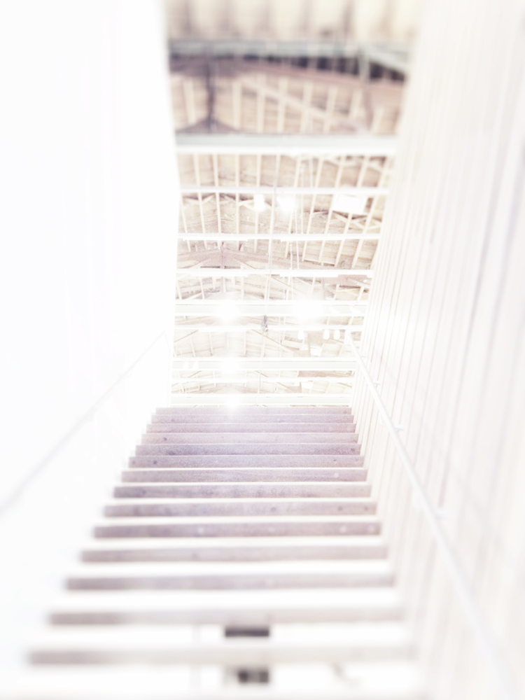 Passages: The Contemporary Stairwell, Austin, 2014-15