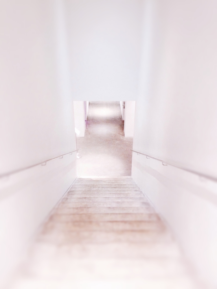 Passages: New Museum Stairwell, NY, 2014-15
