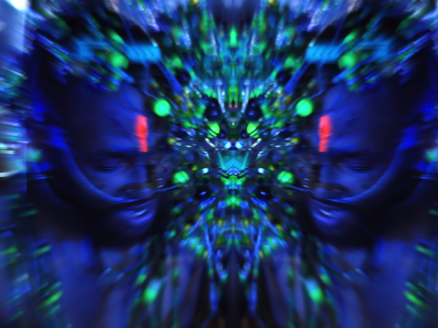 HOWDOYOUSAYYAMINAFRICAN? - Goodstock on the Dimension Floor: An Opera (film still), 2014