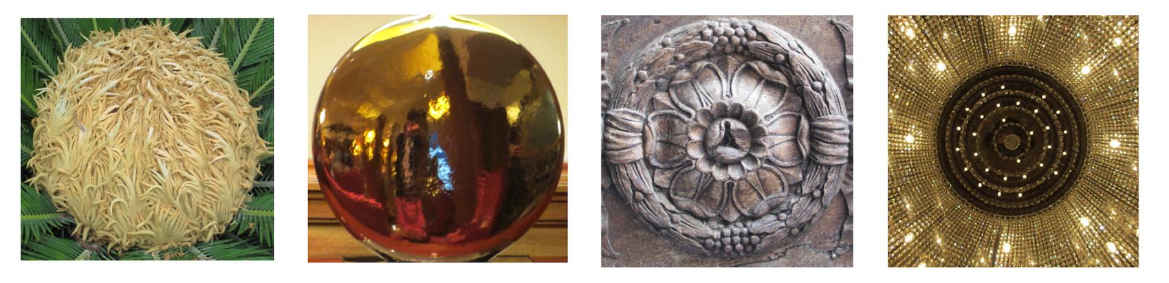 From left: Monaco Mystery, Hilton Paddington Lamp, Nice Stonemasonry, London Chandelier