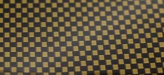 checkerboard - gold (K0AJ01)