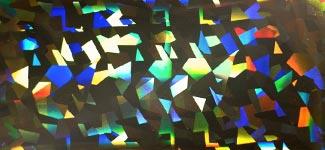 crystal shards - gold (G0HP38)