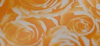 roses - orange (EBAD01)