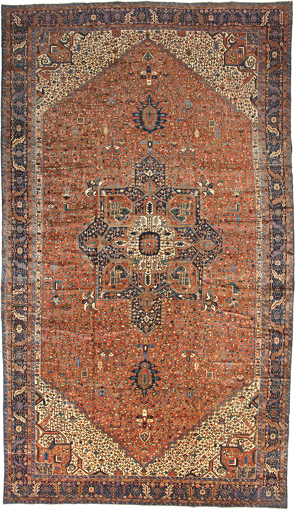 "Copy of Karadja Carpet 23' 5"" x 13' 6"""