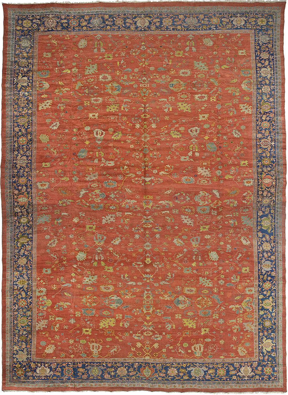 """Copy of Mahal Carpet 24' 8"""" x 18' 6"""""""
