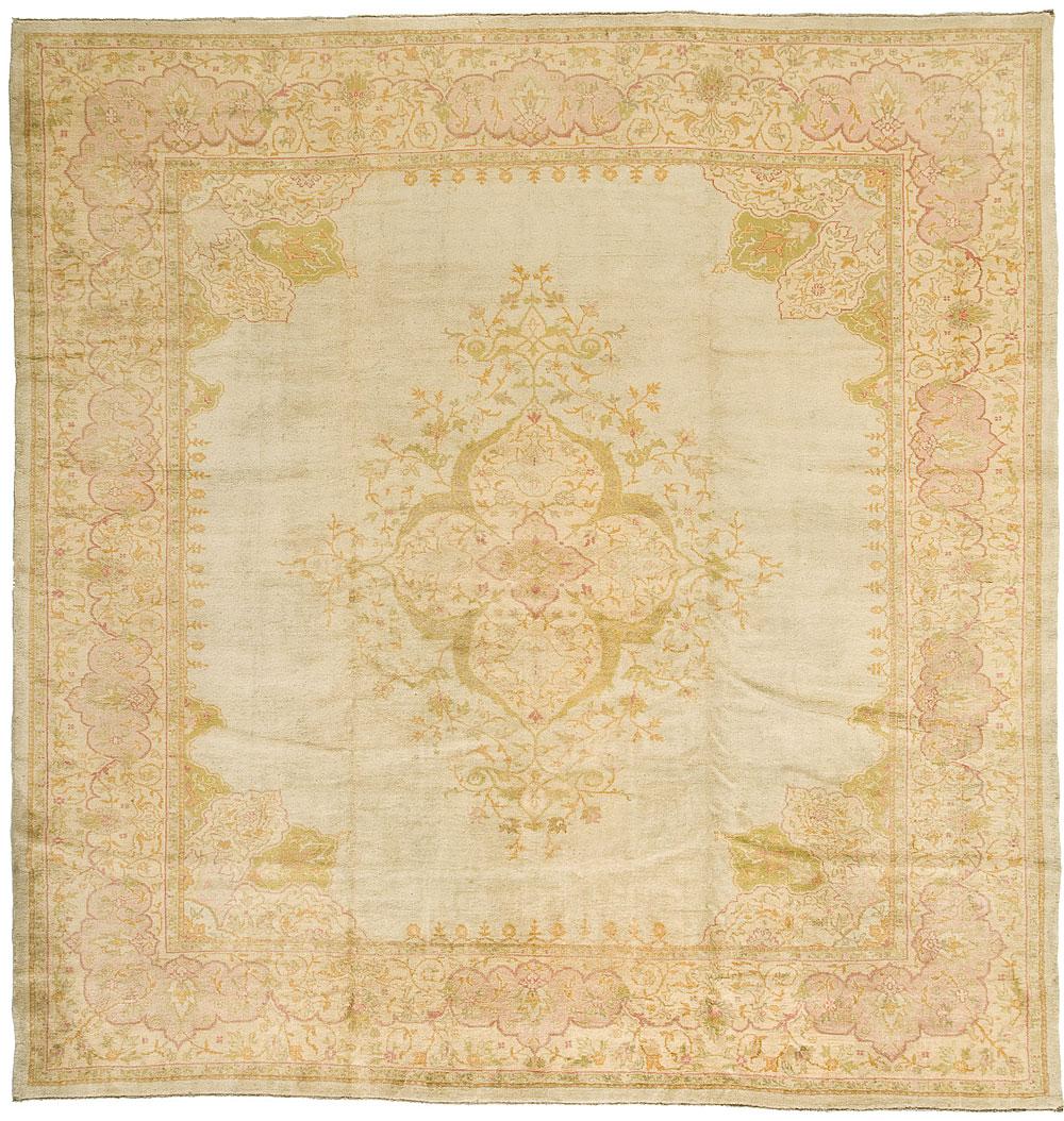 Borlu Oushak Carpet_09537