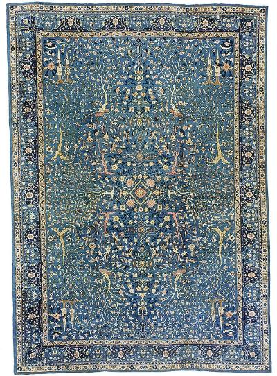 """Amritsar Carpet 14' 10"""" x 10' 6"""""""